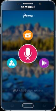Voice Modifier apk screenshot