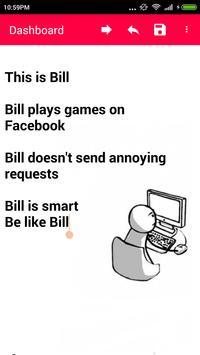 Be like Bill Generator screenshot 5