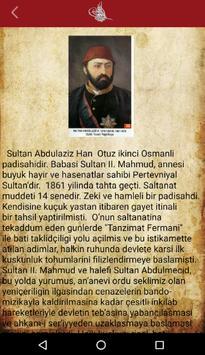 Osmanlı Padişahları Hayatları poster