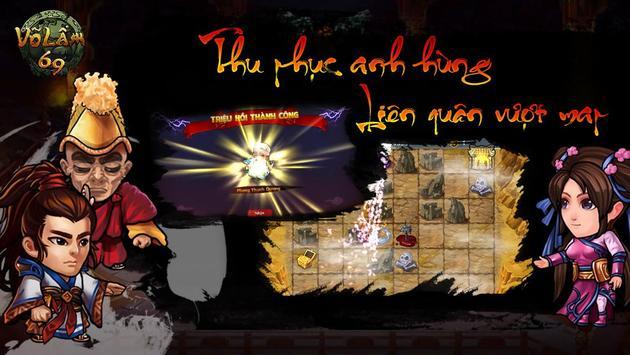 Võ Lâm 69 apk screenshot