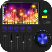 Equalizer-Free Music Sound booster icon