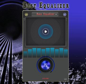 Equalizer-Free Music Sound booster poster