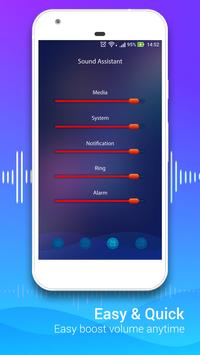 Volume Booster with Loud Effects, Sound Equalizer screenshot 3