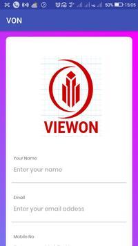 ViewOn screenshot 2