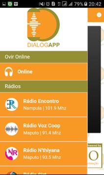 DialogApp imagem de tela 1