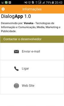 DialogApp imagem de tela 2