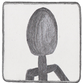 Paper Stickman icon