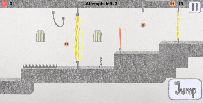 Paper Stickman apk screenshot