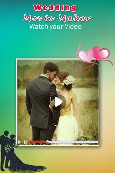 Wedding Movie Maker screenshot 5