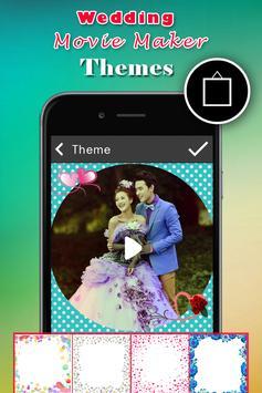 Wedding Movie Maker screenshot 6