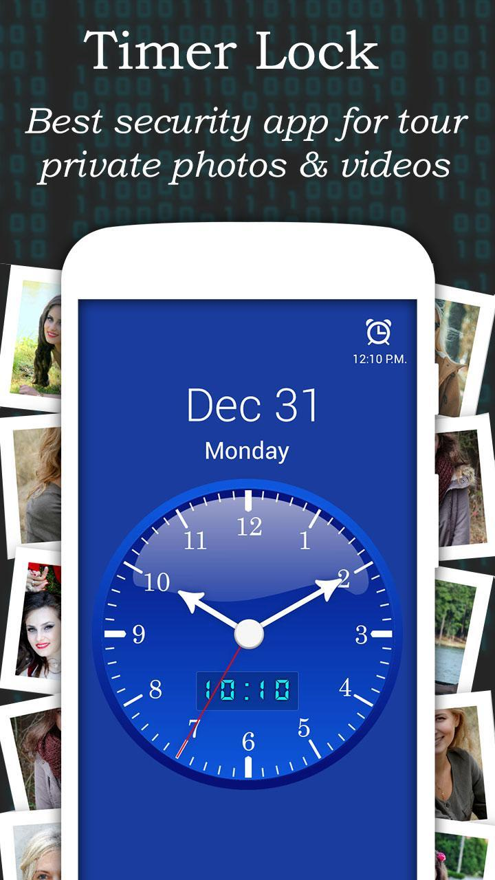 Timer Lock - Secret Gallery Vault for Android - APK Download