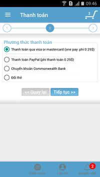 Vnsupermark for Android apk screenshot
