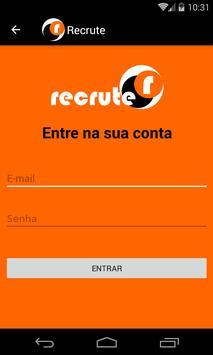 Recrute screenshot 5