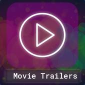 HD Movie trailer icon