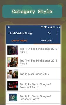 Hindi HD Music Videos apk screenshot