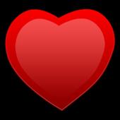Gift of Valentine's Day icon