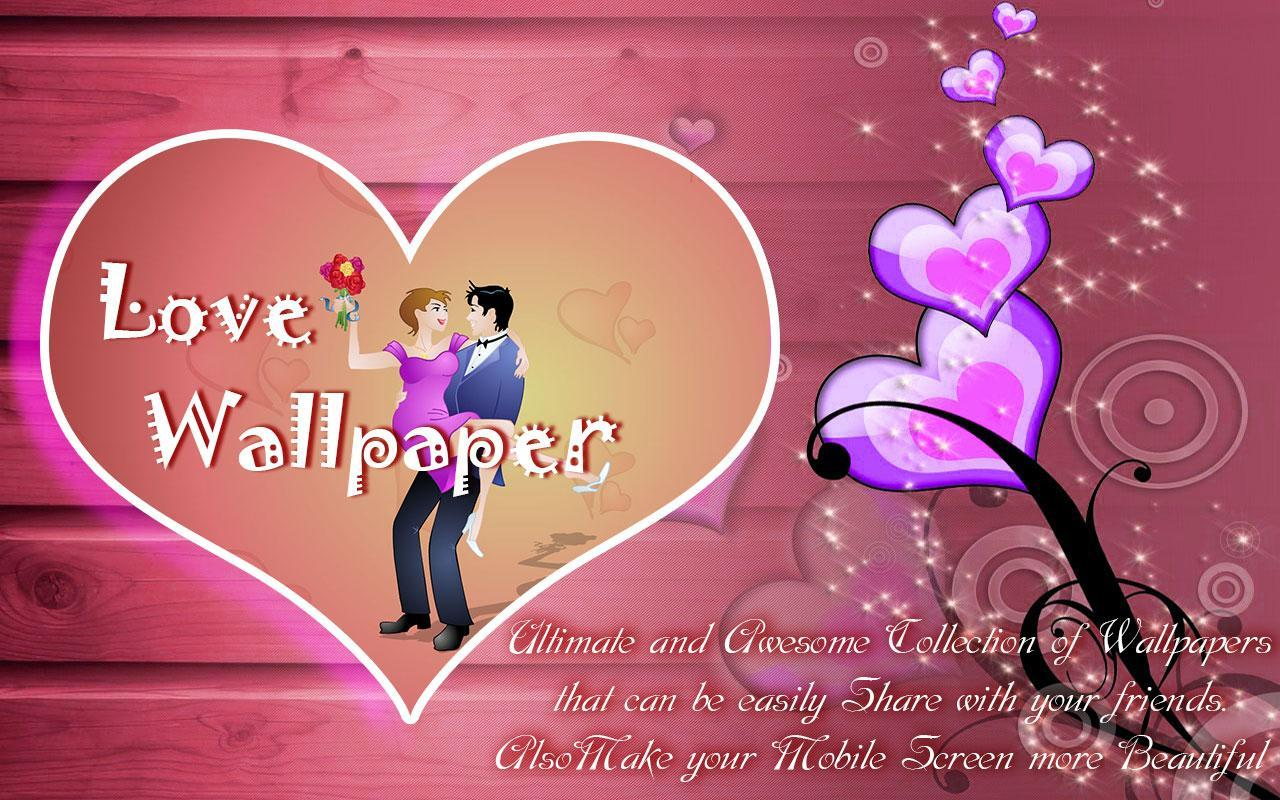valentine love wallpapers apk download - free personalization app