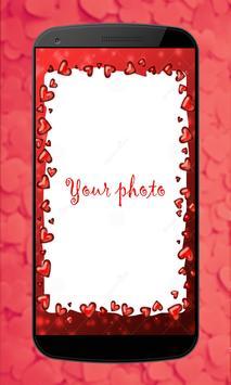 Valentine Photo Frame - 2018 poster