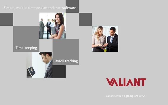 Valiant Self Service Beta poster