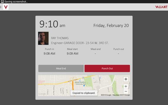 Valiant Self Service Beta apk screenshot