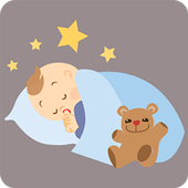 Lullaby for my baby icon