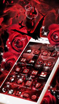 Vampire Rose Theme screenshot 4