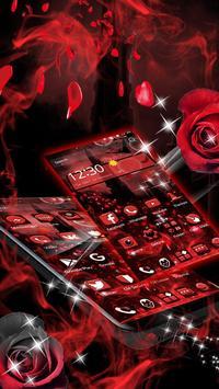 Vampire Rose Theme screenshot 2