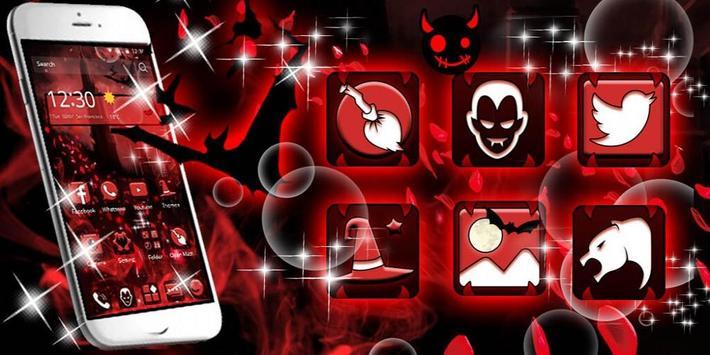 Vampire Rose Theme screenshot 3