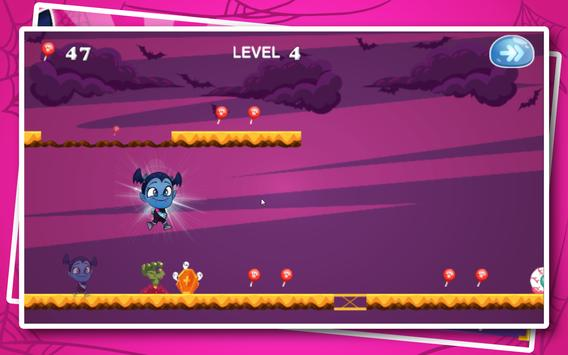 Vampirin: halloween games for kids screenshot 3