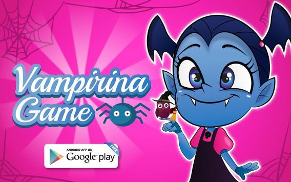 vampirin halloween games for kids screenshot