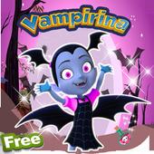 super vampirerina games 💖 adventure icon
