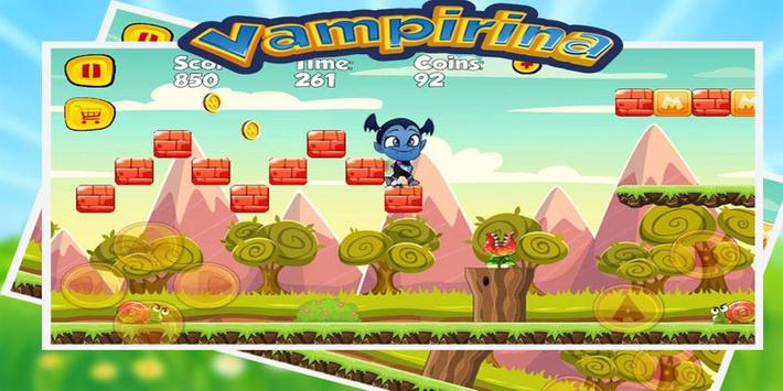 super vampirerina games 💖 adventure screenshot 4