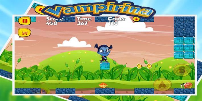 super vampirerina games 💖 adventure screenshot 5