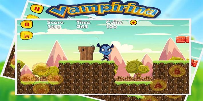 super vampirerina games 💖 adventure screenshot 6
