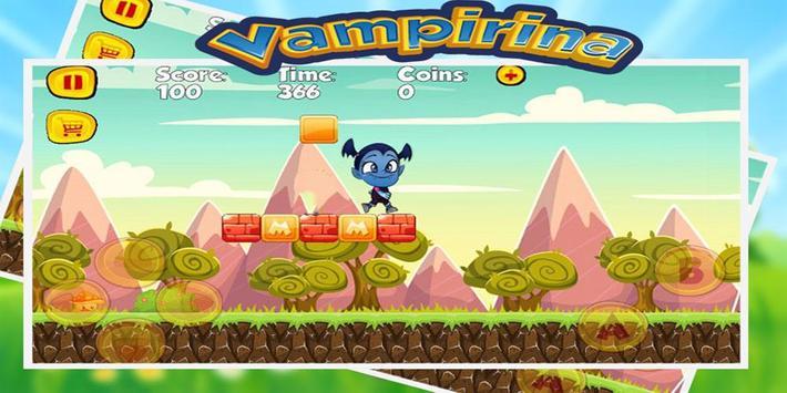 super vampirerina games 💖 adventure screenshot 1