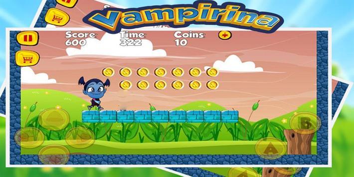 super vampirerina games 💖 adventure screenshot 2