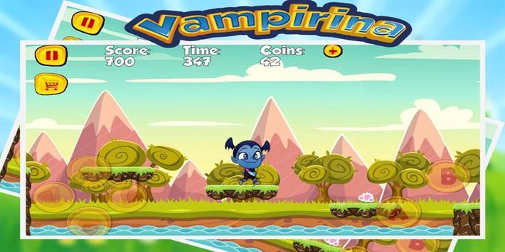 super vampirerina games 💖 adventure screenshot 3