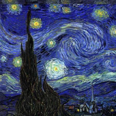 Van Gogh Wallpapers Resizable icon