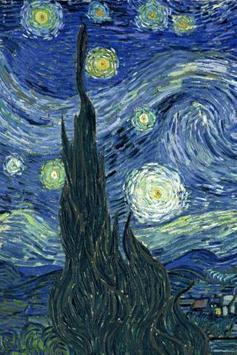 Van Gogh Wallpapers Resizable screenshot 1
