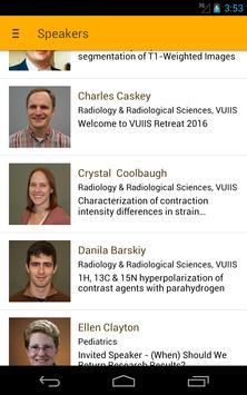 VUIIS Research Retreat 2016 apk screenshot