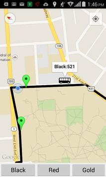 Vanderbilt BusTracker screenshot 2