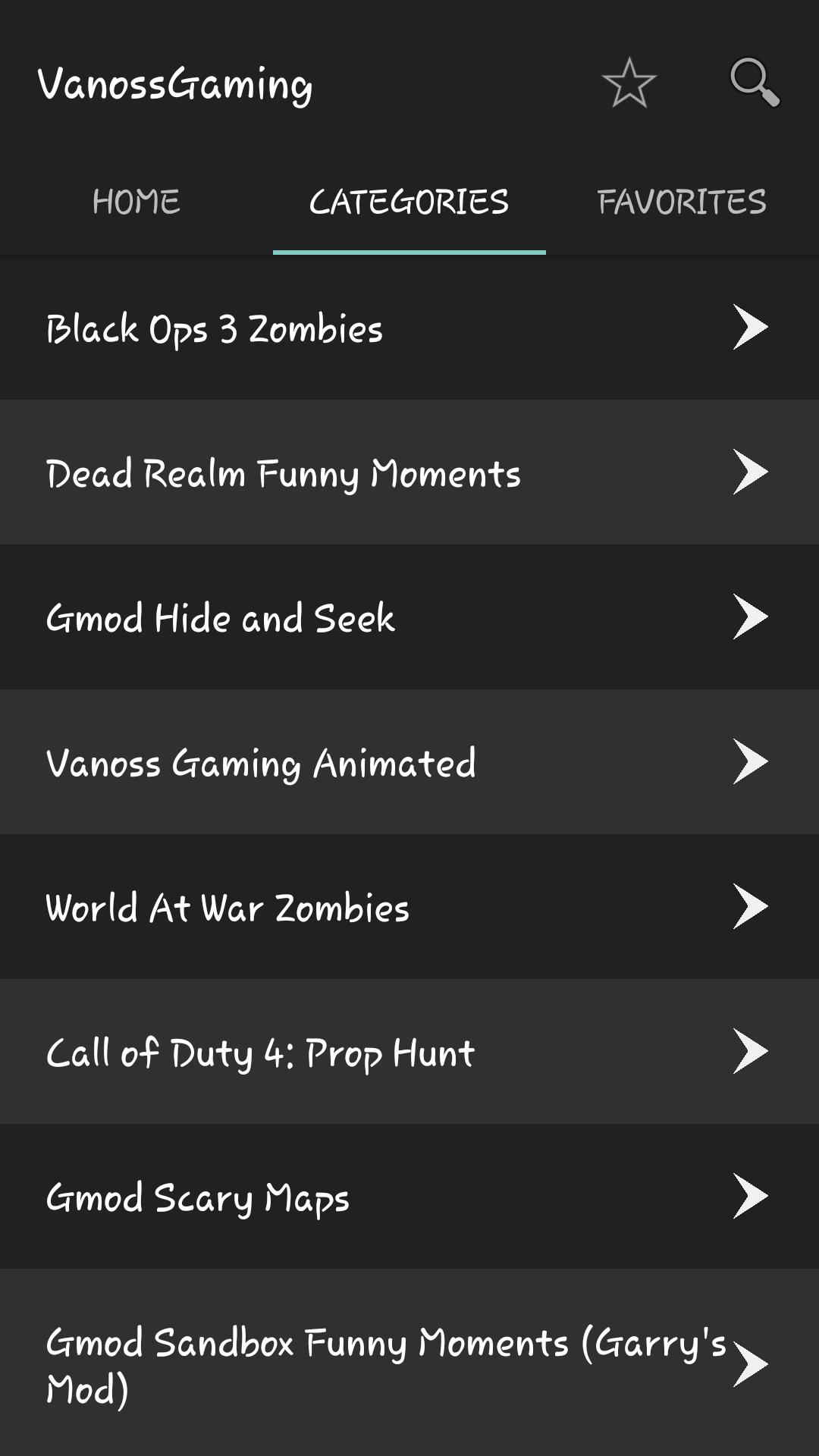 VanossGaming for Android - APK Download