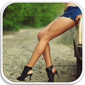 Sexy Legs Girls HD icon