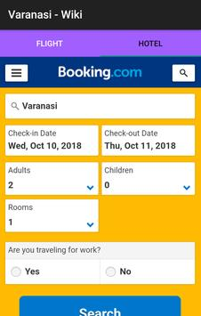 Varanasi - Wiki screenshot 1
