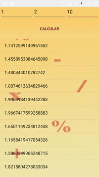 Números Aleatorios - Variables apk screenshot