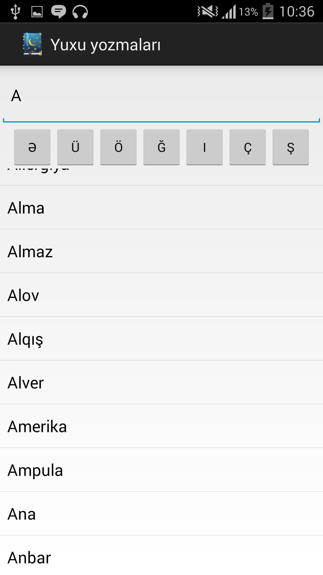 Yuxu Yozmalari For Android Apk Download