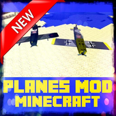 Planes Mod For Minecraft icon