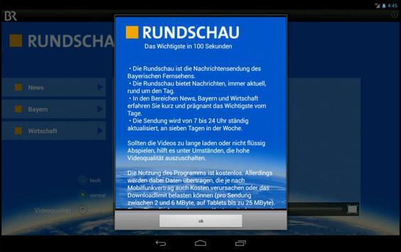 Rundschau apk screenshot