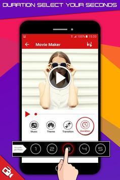 MiniMovie Photo Video Maker apk screenshot