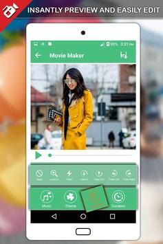Movie Maker with Music screenshot 7